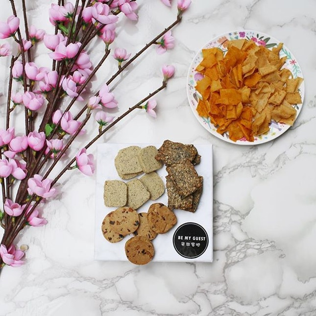 Having a dilemma on what Chinese New Year snacks to get for your visitors?