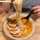 Spicy Tonkotsu  Char Siew Ramen $16.80++