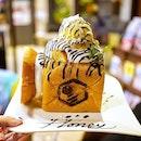 Honey Toast Cafe Akihabara