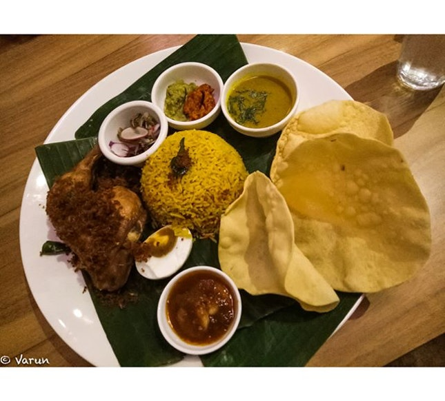 [Nasi Ayam Berempah, a signature dish from Wondermama not to be missed]  This post is the third of a mini-series of my recent trip to Kuala Lumpur during the New Year's celebrations, and also some observations and comparisons from my previous trip.