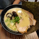 Tonkotsu Ramen + All Toppings ($15.90++)