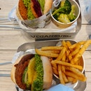 Vegan Burgers!