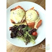 #linecamera not bad egg Benedict!