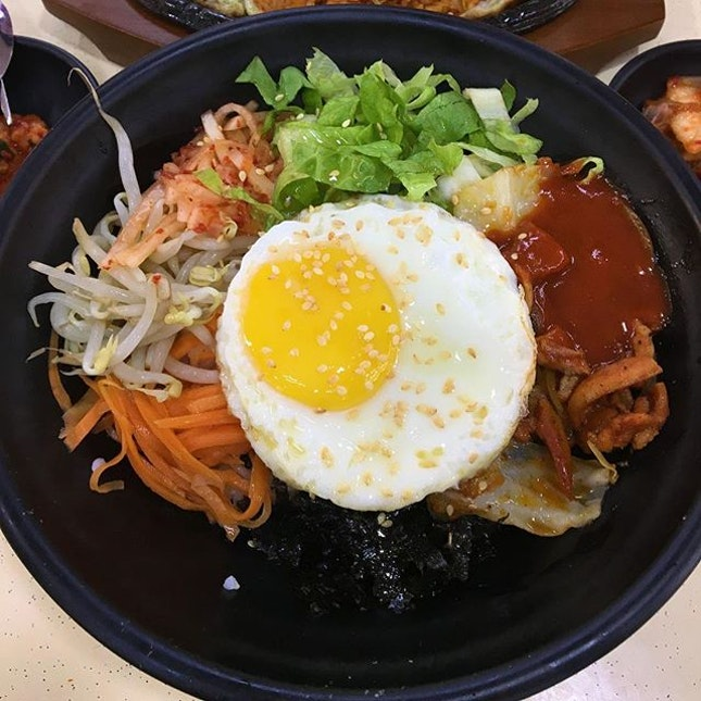 How about some Korean bibimbap This Sunday?