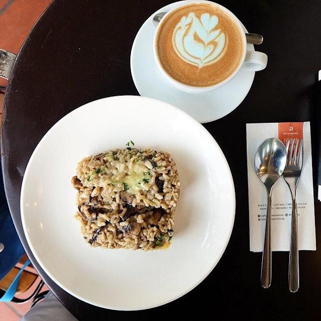 Cafes At Bukit Timah