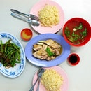 NAM KEE CHICKEN RICE & RESTAURANT 🍽🐔 Nam kee chicken rice (南记鸡饭餐室) has been operating for more than 30 years and they have been serving up plates  after plates of good hainanese #chickenrice.