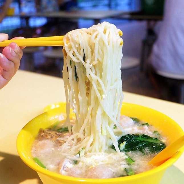 #liftingnoodles those handmade #banmian !
