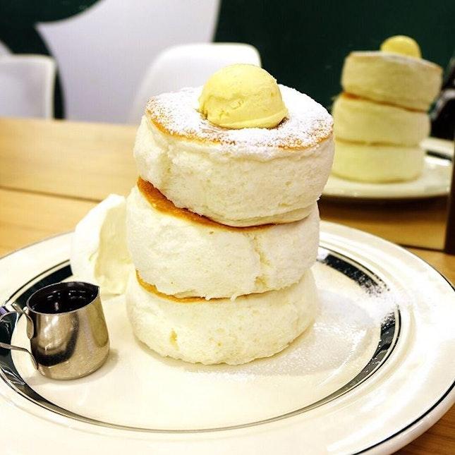 Tokyo Pancakes
