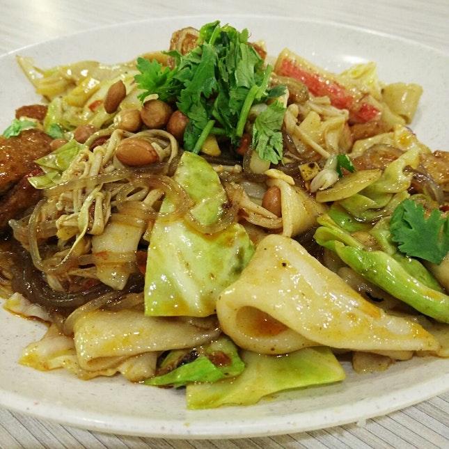 Ma La Xiang Guo At NTU