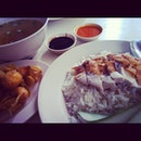 #brunch #foodporn #wanton #chickenrice #sglunch #sgig
