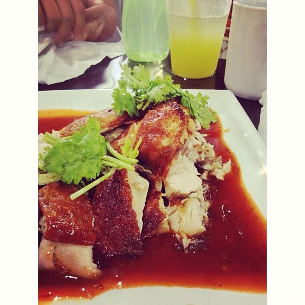 Pi Pa Chicken #foodphotography #foodonfoot #foodporn #chicken