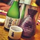 Happy Birthday Bro! #Japanese #Sake #hot #family #dinner #Monday #birthday #celebration @alexho06 @kailit31