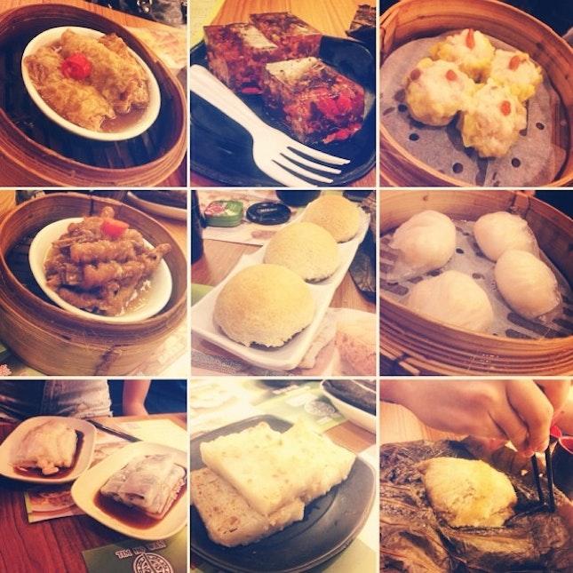 A must #dimsum #hongkong #holiday #foodporn