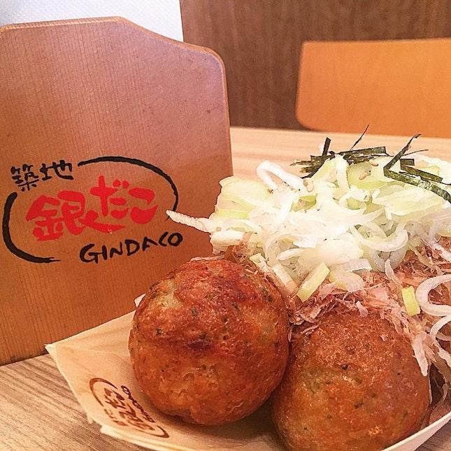 best takoyaki in Japan!