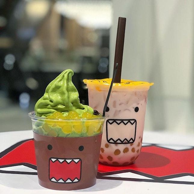 Did I hear a Domokun Cafe?!