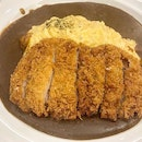 Halal chicken katsu curry don 😱😱😱 they no longer serve 🐷 #amayzing_pavilion #amayzing_bukitbintang #burpple