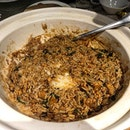 """Three cup chicken"" 三杯雞 inspires claypot rice ❤️❤️❤️ so yummy #amayzing_bangsar #amayzingEatsKL #burpple"