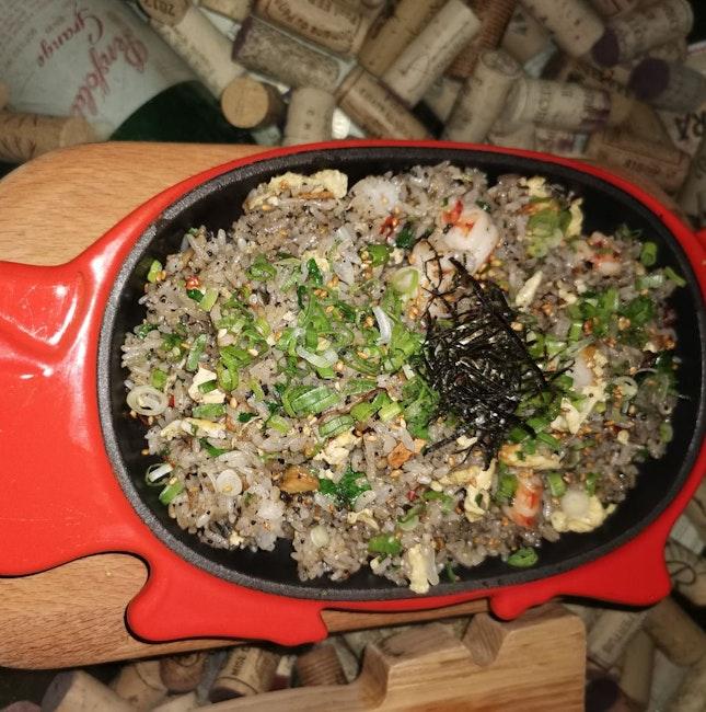 Truffle Fried Rice