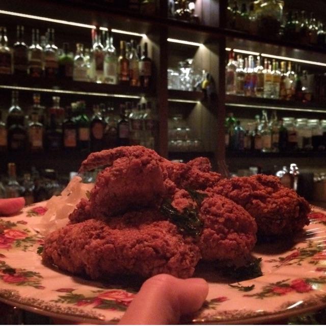 Fried Chicken Hunting