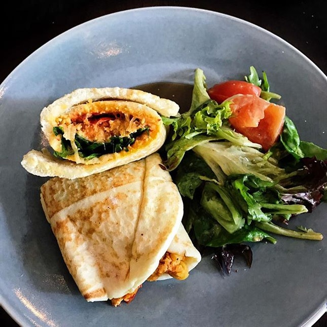 Beef Adana Brunch Kebab // Quirky mod-Turkish for Sunday brunch?