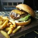 Beef Burger ($12 NETT Promo)