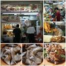 05 Sep 2017 @ 12.10pm 2 pax #卤鸭,#粿汁 #BraisedDuck #KwayChap SGD9.00 Lunch.
