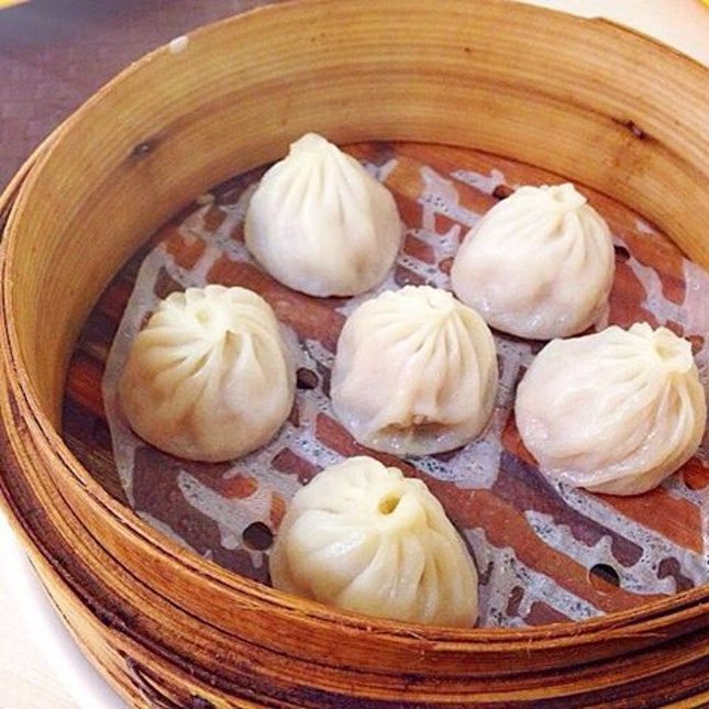 Xiao Long Bao ($4.30) @ NTU Canteen 1  Definitely one of the more 'atas' items to order when you're in canteen 1!