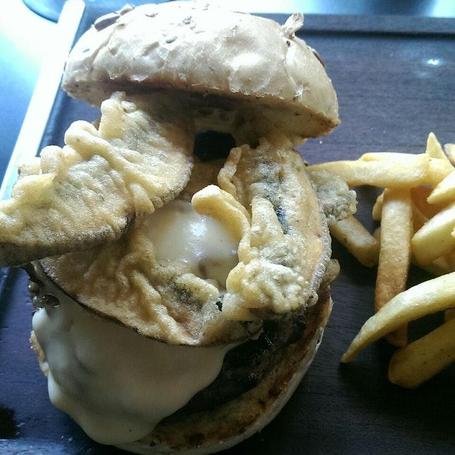 Japanese Yodel Burger