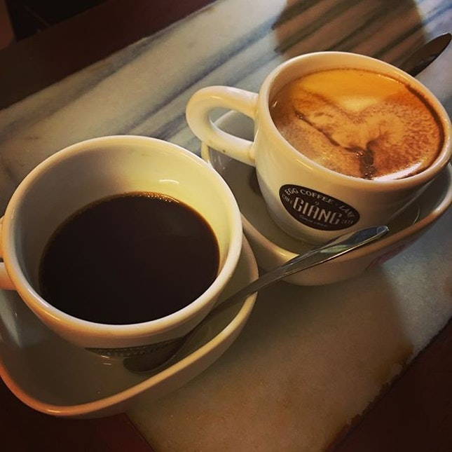 #vietnamfood #foodhunt #burpple #wnltravel #cafehopping #eggcoffee #kopigao