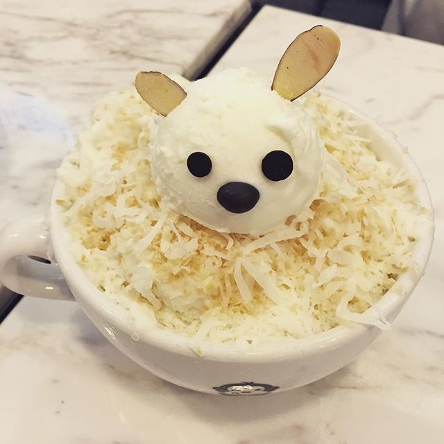 #burrple #foodhunt #burrplesg #越吃越饿 #bingsu