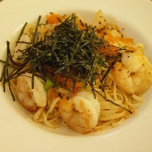 Wafu Seafood Linguine [$14.90 / 2]