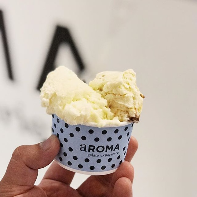 I cannot believe I took this long to try this - it's official now my favorite gelato place.