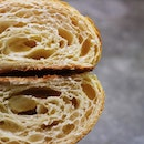 Is the cross section now the obligatory croissant shot?
