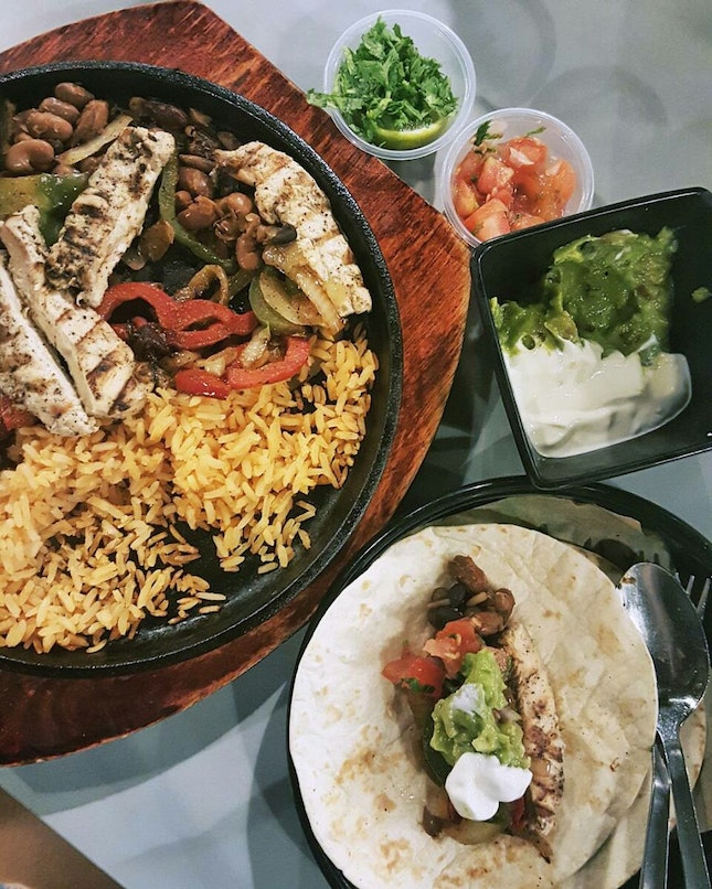 Mexican Fast Food