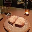 Cedar Jelly & Foie Gras Toast ($16)