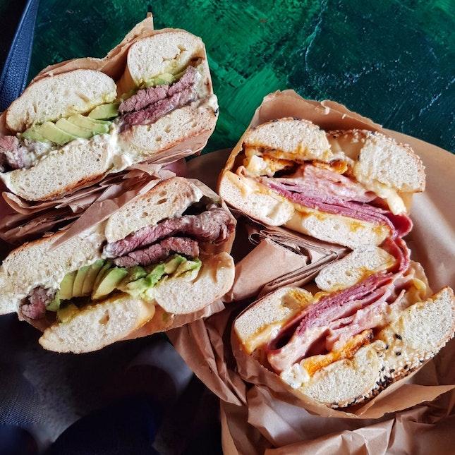 Sandwiches / Burgers
