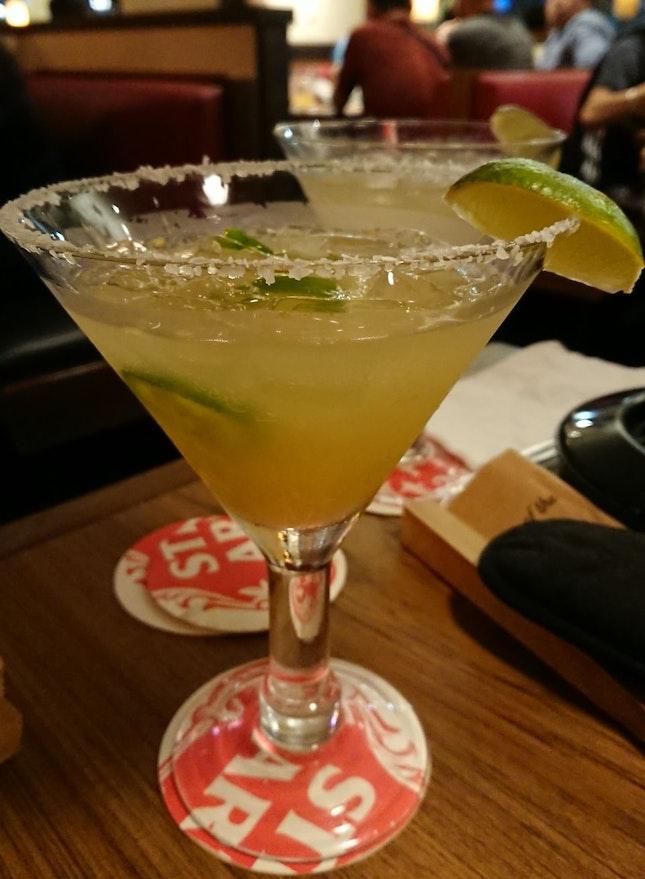 Spicy Jose Cuervo Tequila Jalapeño Margarita