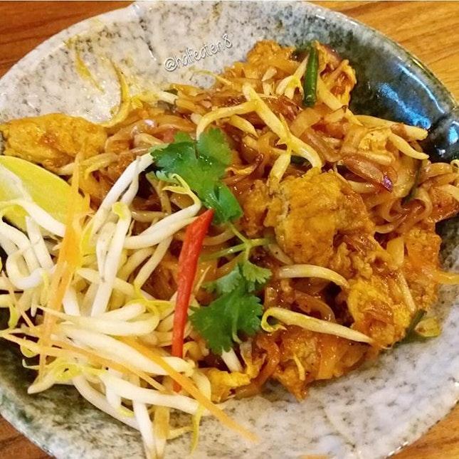 Chicken Pad Thai from Royal Thai!