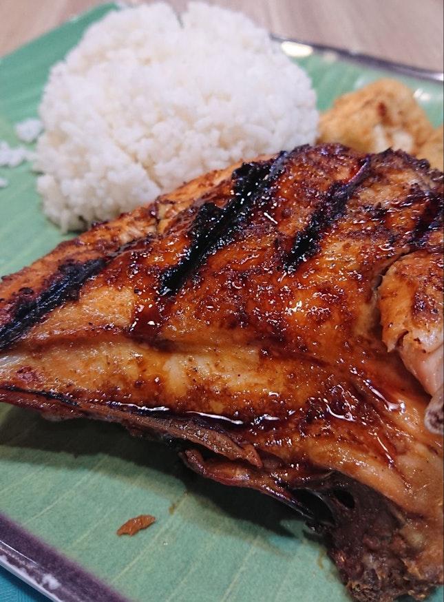 Ayam Bakar ($7.90)