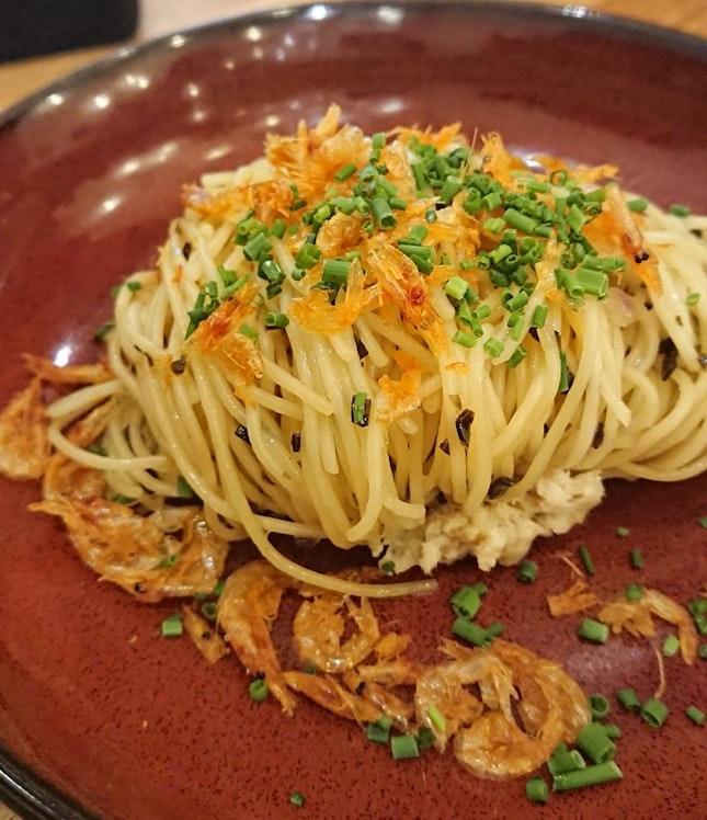 Saveur Pasta ($9)