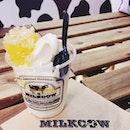 🍼🐄 #milkcow #milkcowmalaysia #honeycube #meh #sosoonly #dontgetthehype #dessert #love #instafood #instafoodmy #foodporn #foodgasm #foodcoma #onthetable #burpple