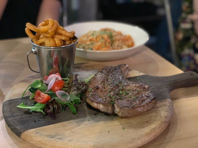 Rookery - A Decent Afterwork Meal In CBD