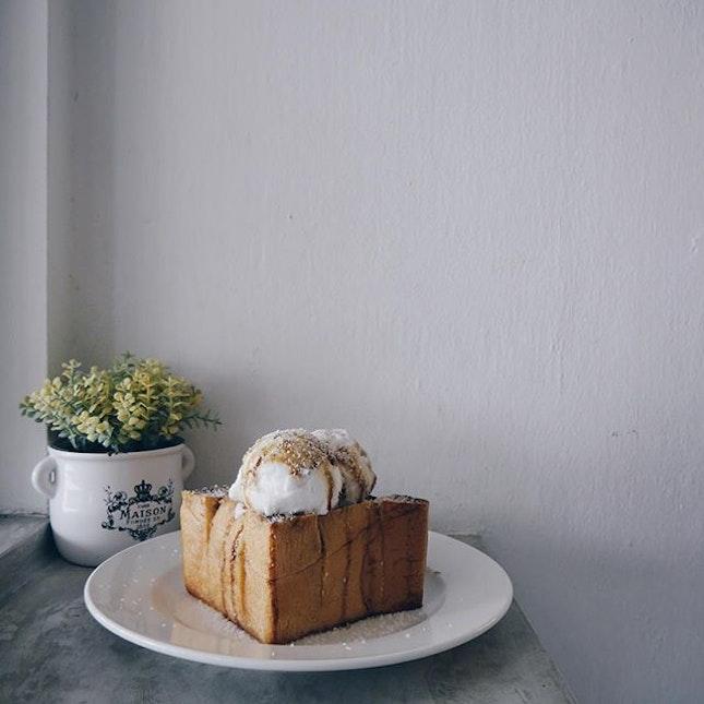 Gula Melaka Coconut Toast ($14.90)