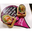 yummy #sushiburrito healthy fast food at tajong pagar!