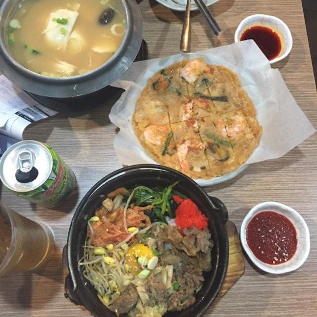 Seoul Garden Hotpot :)