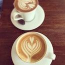 Latte vs Mocha #latte #mocha #coffeeelements #allseasonplace #burpple