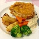 Chicken Cordon Bleu ($13.90)