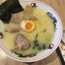 Tonkotsu Ramen ($15)