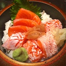 All Salmon Chiraishi