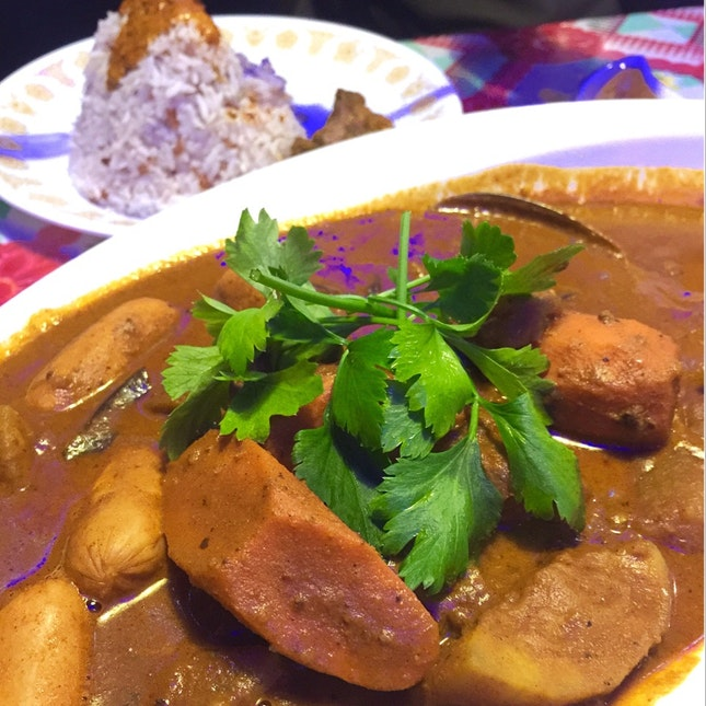 Devils Curry
